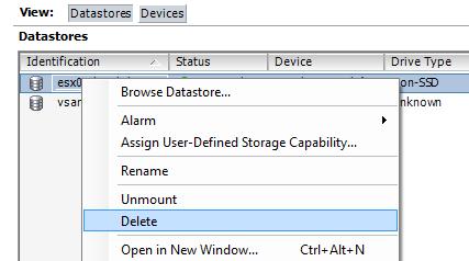 delete-vmfs-datastore