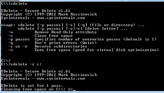 Howto Shrink a Thin Provisioned Virtual Disk (VMDK) | Virten net