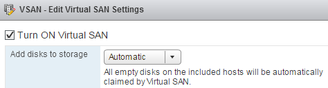 enable-vsan-automatic-mode