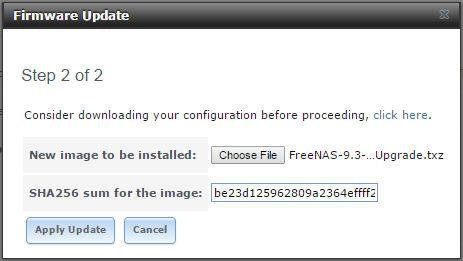upgrade-freenas-file-and-sha