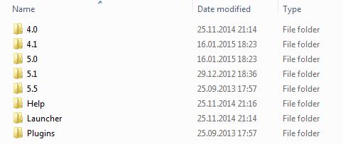 vsphere-client-directory