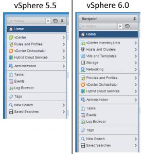 vsphere-6-0-web-client-menu-changes
