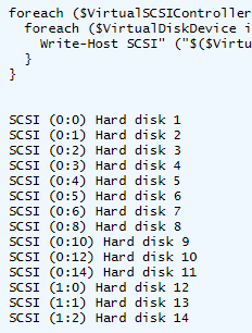 match-hard-disk-to-scsi-id-powercli