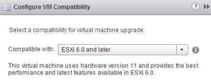 select-vm-compatibility