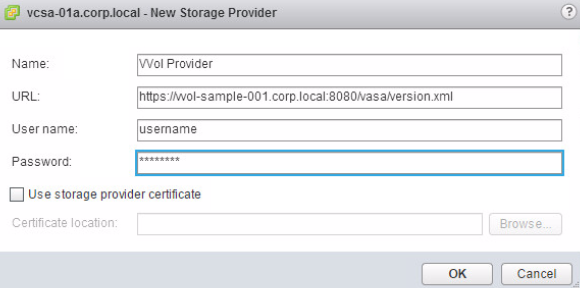 vvol-add-storage-provider-address