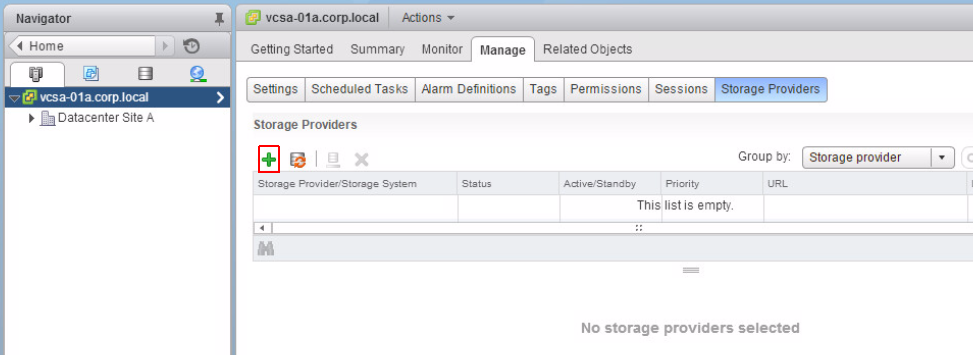vvol-add-storage-provider