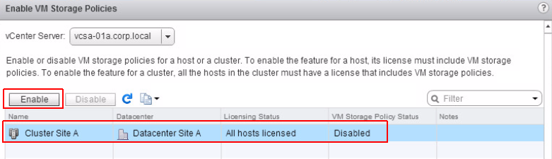 vvol-enable-storage-policies-cluster