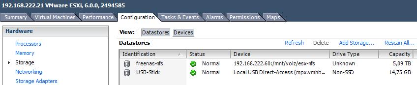 Jim's Notes: USB drives on VMware ESXI6 servers
