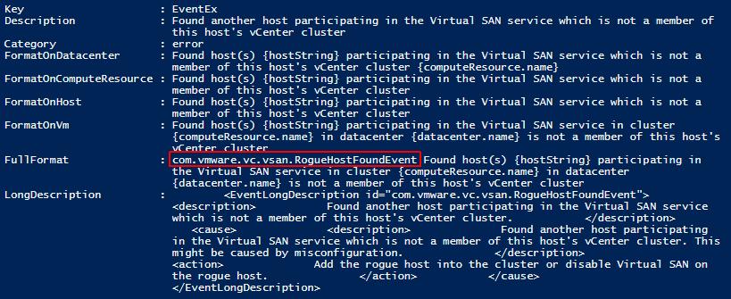 vcenter-event-filter