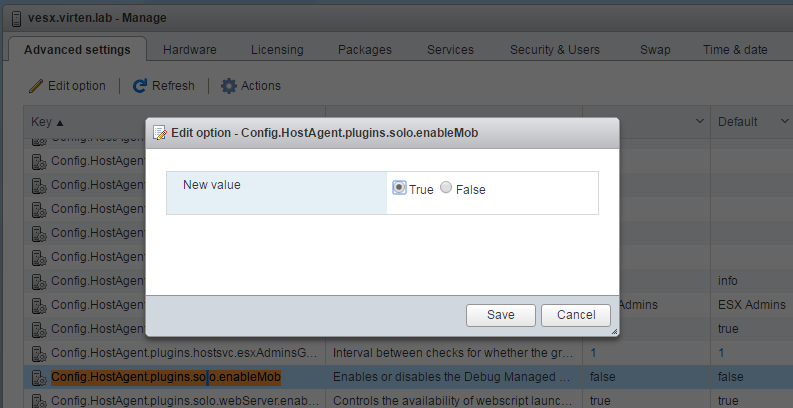 vmware-host-client-advanced-settings