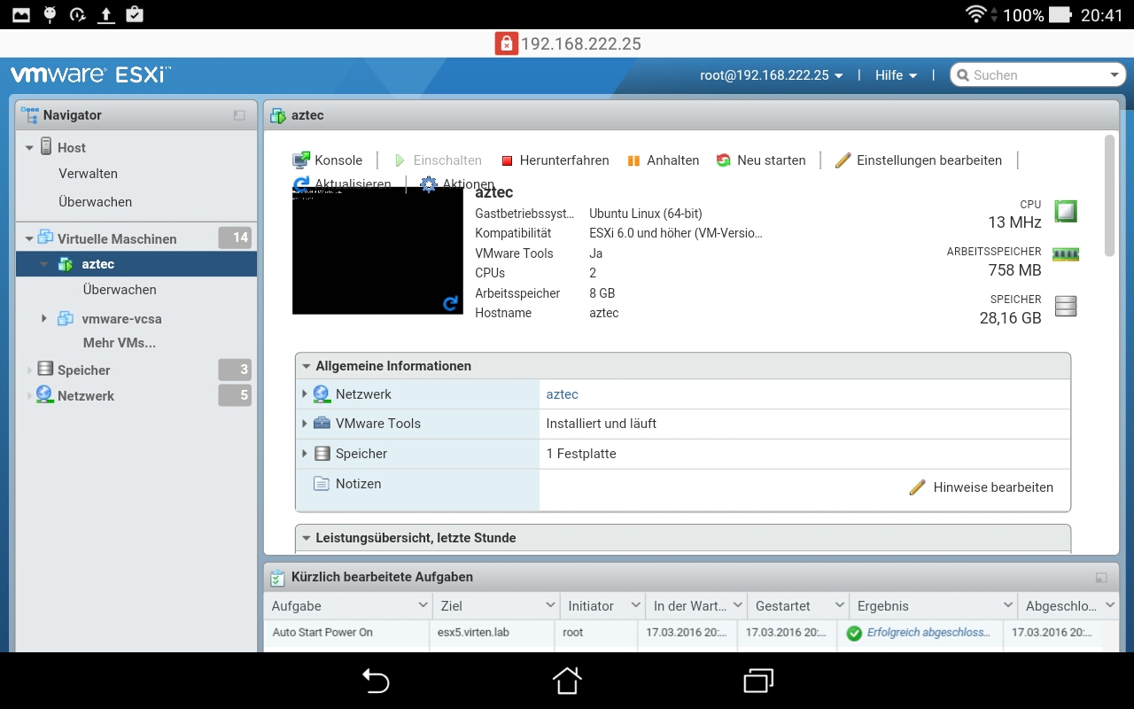 vmware-host-client-vm-view