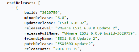 esxi-releases-json