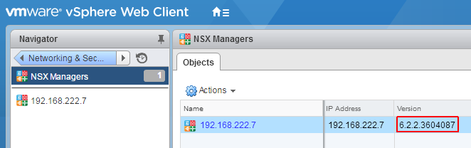 nsx-build-number-vsphere-web-client-plugin