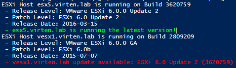 scripted-esxi-version-information