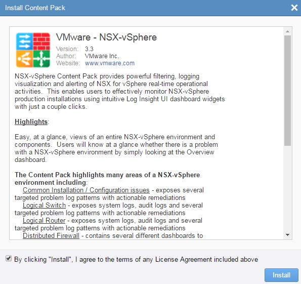 install-nsx-content-pack