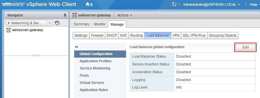 nsx-esg-load-balancer-enable