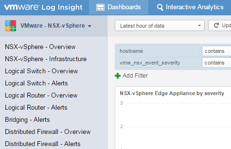 nsx-log-insight-integration