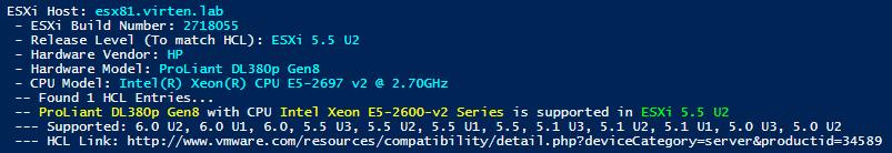 vmware-hcl-check-script