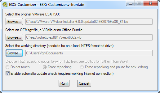 Additional USB NIC for Intel NUCs running ESXi | Virten net