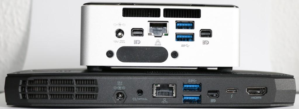 VMware Homeserver – ESXi on 6th Gen Skull Canyon Intel NUC