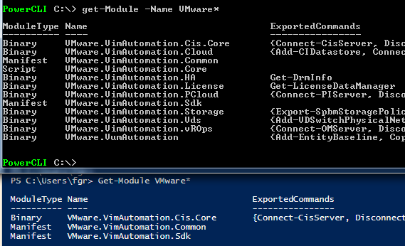How to properly initialize PowerCLI 6 x in PowerShell ISE