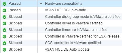 How to silence VMware vSAN Health Checks | Virten net