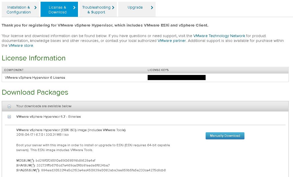 vmware esxi 5.0 license key crack