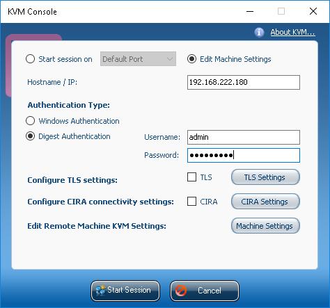 7th Gen NUC Remote Management with KVM using vPro AMT | Virten net