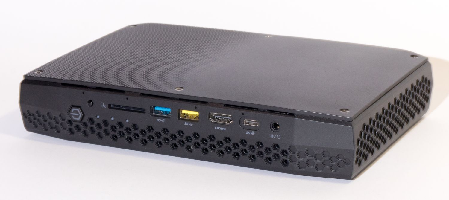 ESXi on 8th Gen Intel NUC (Kaby Lake-G – Hades Canyon